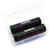 Simon Panasonic 18650 Batteries With Case