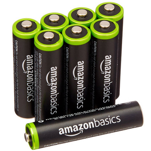 AAA Ni-Mh 1.2 Volt Rechargeable Battery